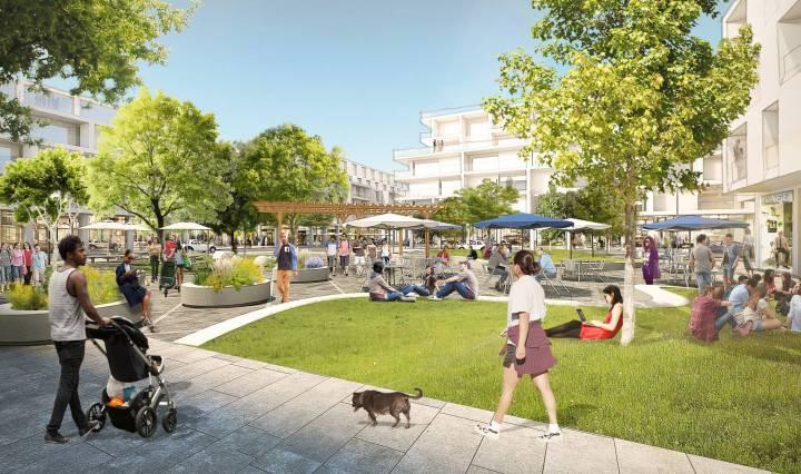 Espacio p blico futuro urbano for Mobiliario espacio publico